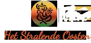 Het Stralende Oosten Logo