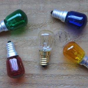 Zoutlamp toebehoren