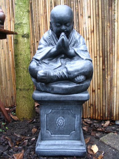 Boeddha Beeld Beton.Losse Zuil Sokkel Groot In Grijs Voor Een Grote Boeddha Of Shaolin Op Te Zetten Zelf Ophalen