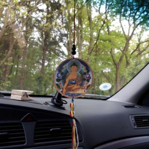 Auto kracht & geluk hangers